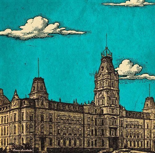 Hôtel du Parlement, par Razvan pour Tours Accolade.