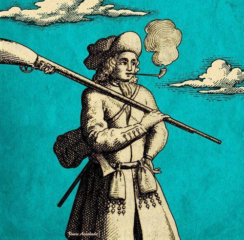 Pionnier de l'illustration.